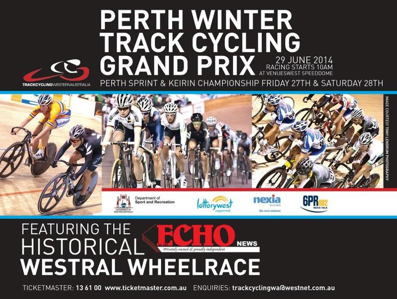 The Winter Track Cycling Grand Prix 2014